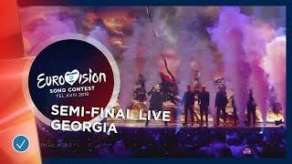 Georgia - LIVE - Oto Nemsadze - Keep On Going - Fi