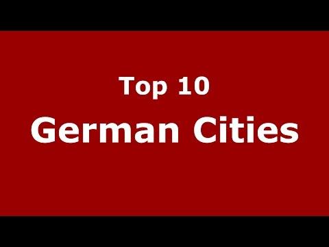 Top 10 German Cities