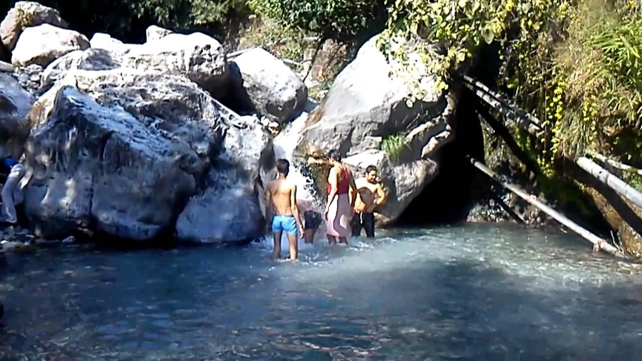 Image result for Ban Ganga vaishno devi