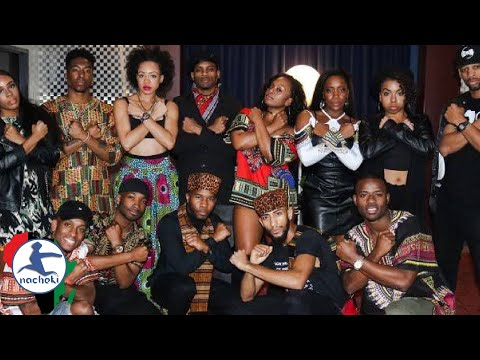 Africans Celebrating Black Panther Grossing $ 1 Billon with Dance Challenge
