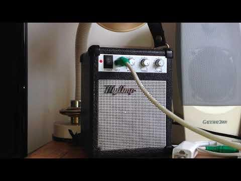 My Amp iPod Speaker
