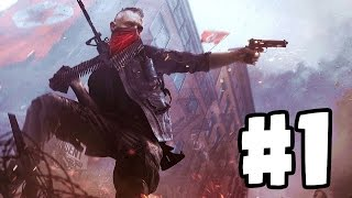 Homefront: The Revolution Walkthrough Part 1 - Homefront: The Revolution Gameplay (PS4/XBOX ONE/PC)