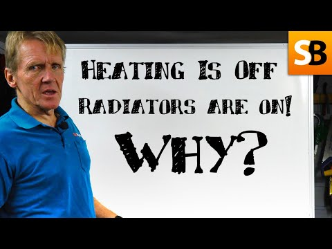 Why Are My Radiators Getting Hot When The Heating Is Off?