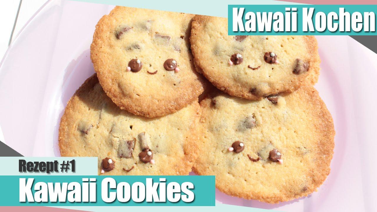 Kawaii kochen kawaii cookies rezept anielas fimo youtube - Kawaii kochen ...