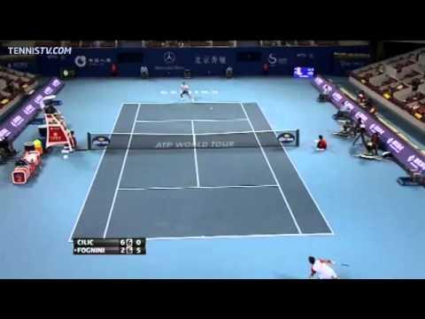 Tsonga, Ferrero Win In Beijing Second Round Highlights