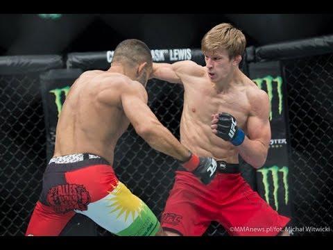 UFC Fight Night 166: Арнольд Аллен vs. Ник Ленц