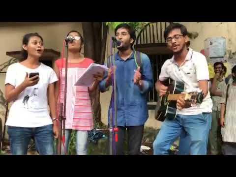 HandsOffJU Parody Song 2 | Didi Ar Parthor Pa i Cheto | Jadavpur University