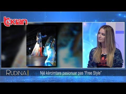 """Rudina - Nje kercimtare pasionuar pas """"Free Style""""! (28 maj 2019)"""