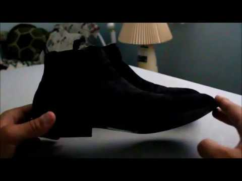 H\u0026M Chelsea Boots Review - YouTube