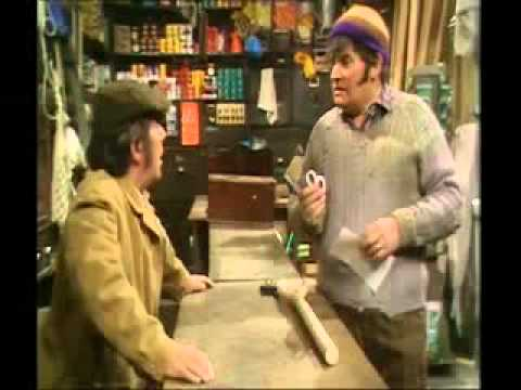The Two Ronnies Four Candles HD- The funniest sketch ever ...