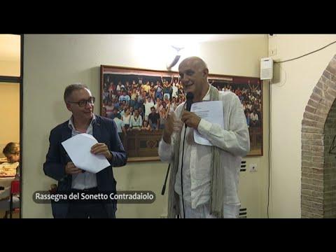 Rassegna Sonetto Contradaiolo 2016