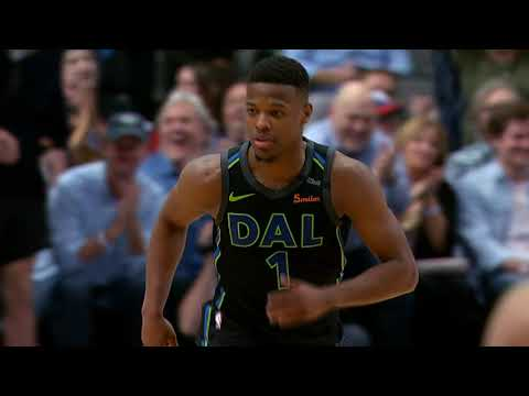 Dennis Smith Jr. Bounces It TO HIMSELF And Throws It Down (VIDEO)