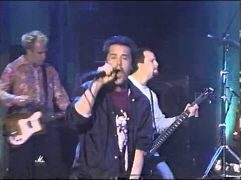 "Faith No More - ""Digging The Grave"" on the Jon Stewart Show"