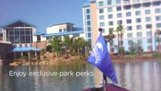 Escape to Loews Sapphire Falls Resort