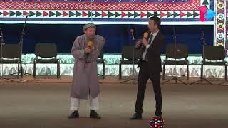 Сахнаи нави Бобои Мерган  Хабиб ва Конор  дорандаи шохчоизаи андалеб 2019. Шахри Хисор