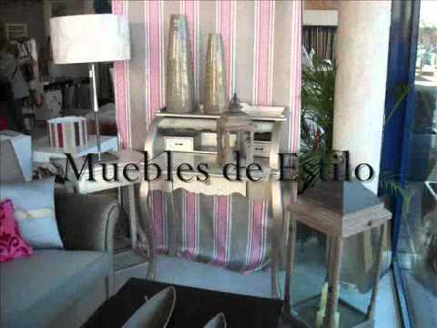 Lienzo de los gazules decoraci n e youtube for Lienzo delos gazules telas