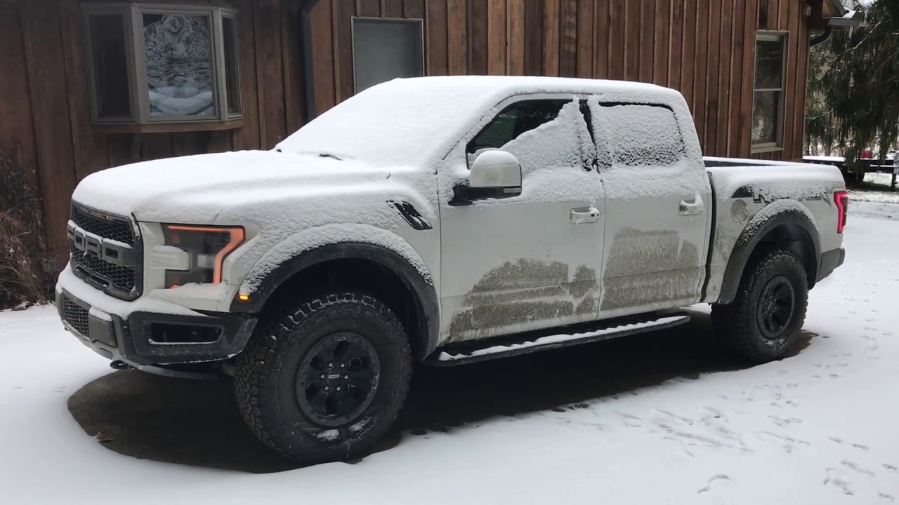 2018 Ford Raptor Thoughts After Towing Youtube