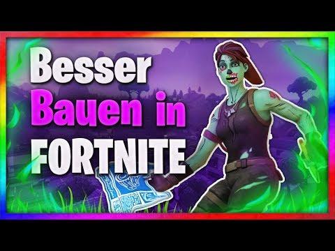 Tipps Und Tricks: BESSER BAUEN IN FORTNITE (Konsole) / Ps4 Und Xbox / Deutsch   RedixHyper
