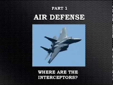 September 11 The New Pearl Harbour part 1 - ( Air Defence)