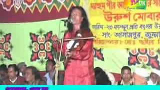 -Anam baul- Jobbar shah wurus. 2008. Bangladesh baul song. Romesh takur. mon pagela.