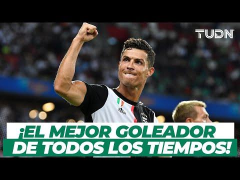 ¡FELIZ CUMPLEAÑOS, COMANDANTE! 🥳 Los mejores goles de Cristiano Ronaldo con la Juventus I TUDN