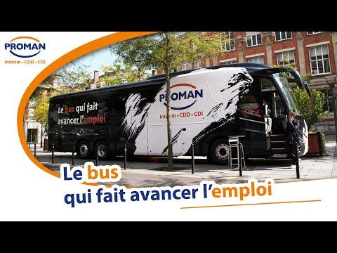 Le Bus de l'Emploi PROMAN