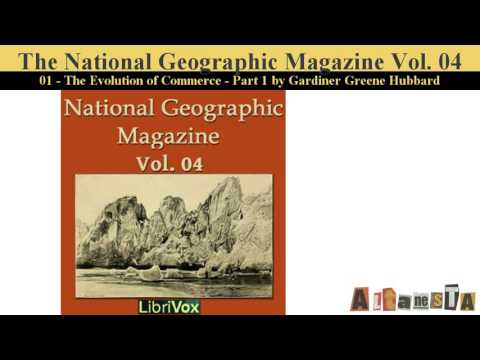 The National Geographic Magazine Vol. 04