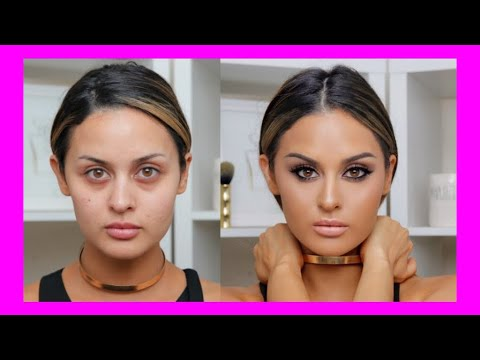 Makeup Transformation With Christen Dominique thumbnail