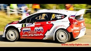 Extreme Rally Cars Racing