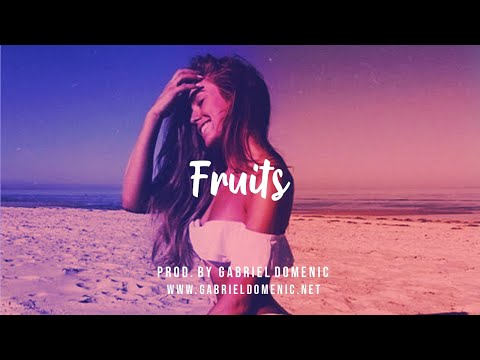 Dancehall Riddim Instrumental Beat 2017 - Fruits | @GabrielDomenic