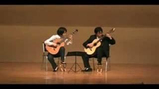 Serenade in A dur  op.96 -F.Carulli 中 1. Largo maestoso, 2. Allegro moderato