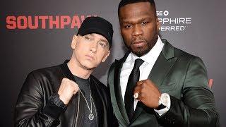 Eminem & 50 Cent Both Send Shots To Ja Rule