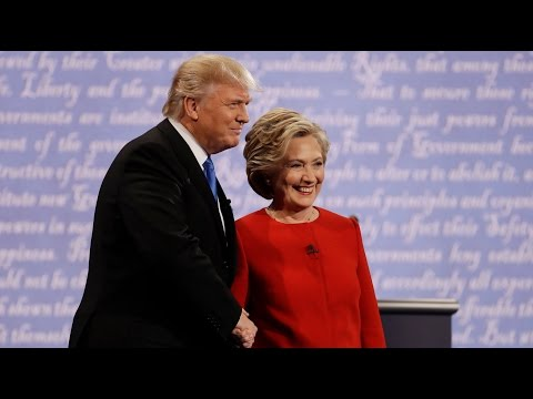 Clinton vs. Trump: The first U.S. presidential debate on CBC