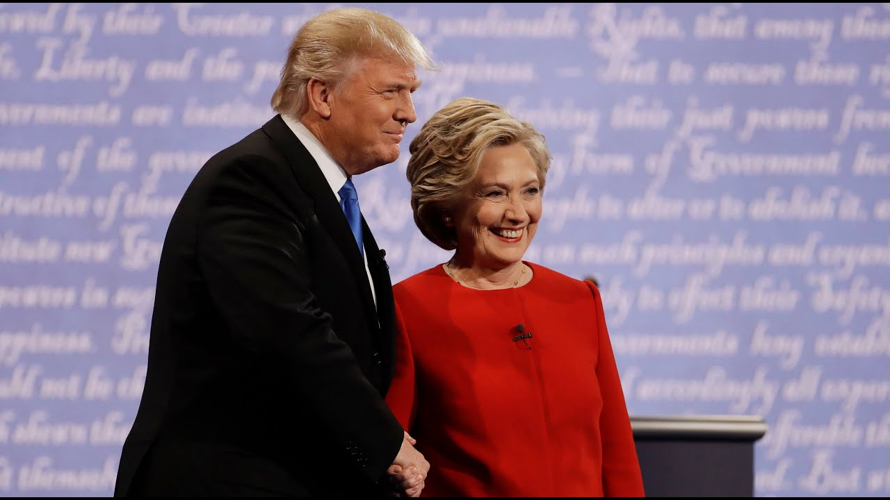 clinton vs trump the first u s presidential debate on cbc news youtube. Black Bedroom Furniture Sets. Home Design Ideas