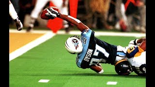 NFL Craziest Endings to Games of All Time (reupload) Part 1