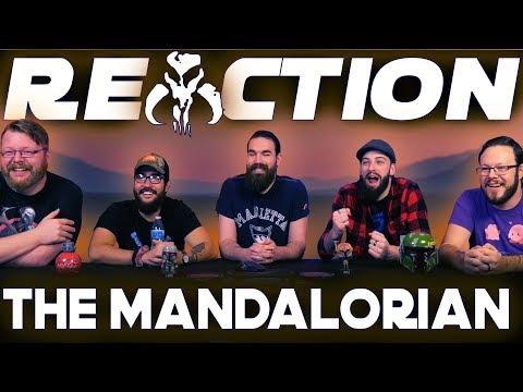 The Mandalorian – Official Trailer 2 REACTION!!