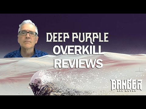 DEEP PURPLE Whoosh! Album Review | Overkill Reviews