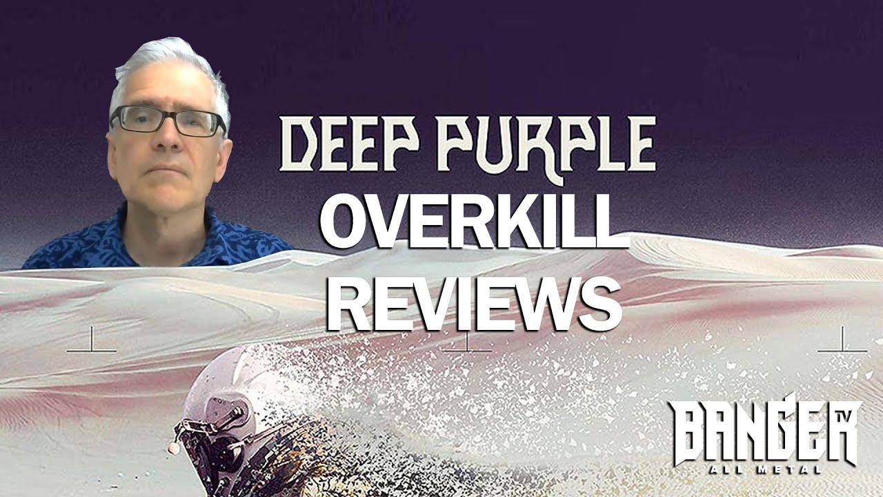 DEEP PURPLE Whoosh! Album Review | Overkill Reviews