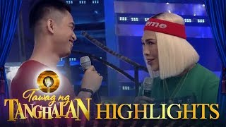 Tawag ng Tanghalan Vice Ganda is happy to see his pick on I Can See Your Voice once again