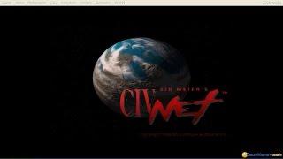 CivNet gameplay (PC Game, 1993)