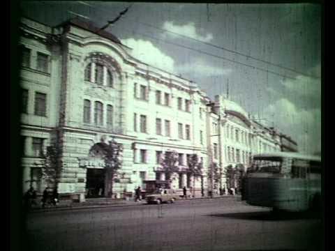 Фрагмент из фильма о городе Харькове