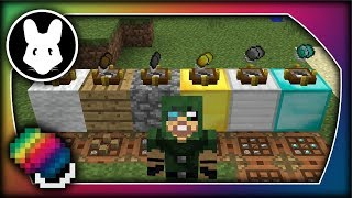 Yoyos mod - Bit by Bit for Minecraft! Mischief of Mice!