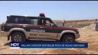 Víctor Larco: Hallan cadáver dentro de poza de aguas servidas