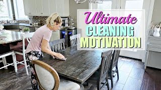 NEW!✨ ULTIMATE CLEANING MOTIVATION ~ ALL DAY CLEAN WITH ME ~ EXTREME CLEAN