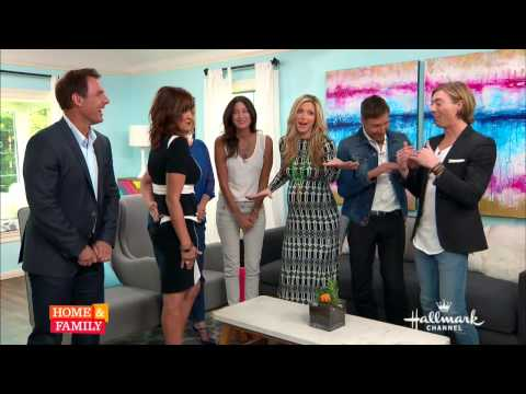Home and Family Hallmark Channel Showcases Sheehan's Syndrome Woman