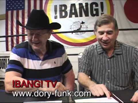 Special Interview Dory Funk Jr. and Jerry Brisco