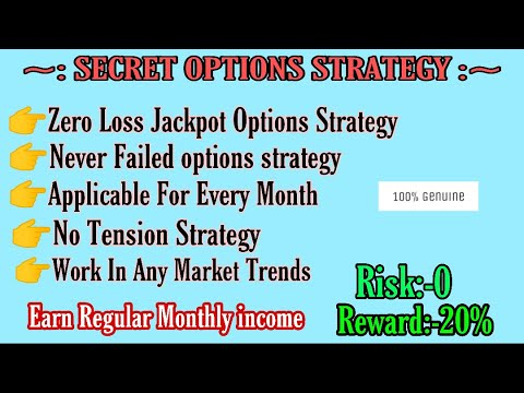 Income strategy using options