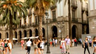 Placa Reial: Barri Gotic Barcelona Thumbnail