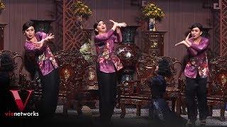 Trấn Thành múa quạt quẩy Vinahouse cùng Lâm Vỹ Dạ - Ơn Giời Cậu Đây Rồi 2018 [Full HD]