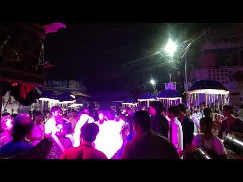 Narsing Band at Trimulgherry SADAR celebrations 2k18 songs.  mama mama,surangani,rangubothi.......